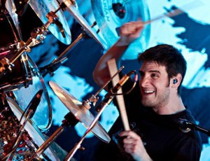 Waves welcome to our new drummer Mike Najarian!